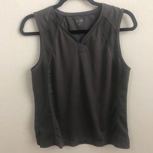 Gray Champion Tank Shirt M